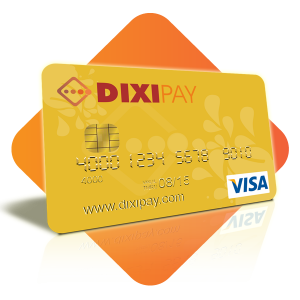 dixipay visa card benefits - Free Prepaid Visa Cards